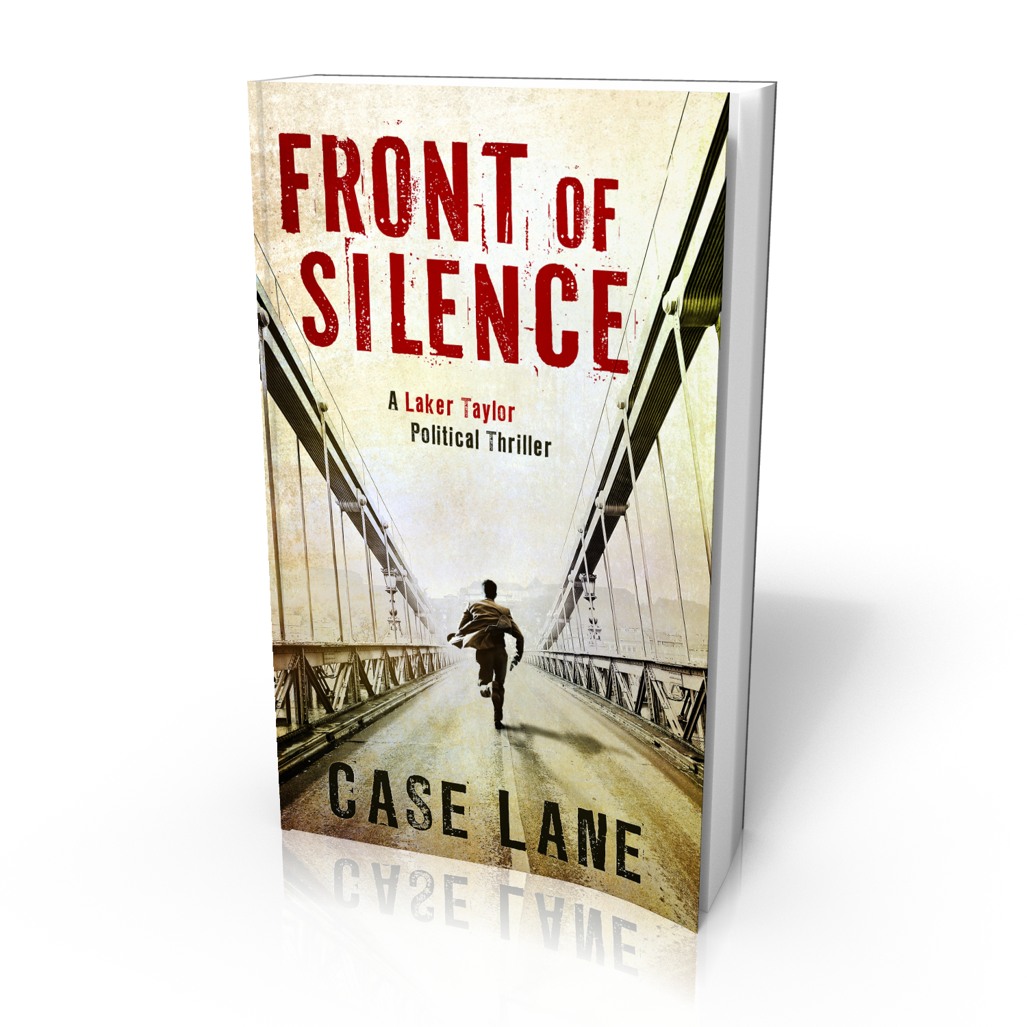 Case Lane's Political Thriller Book Series